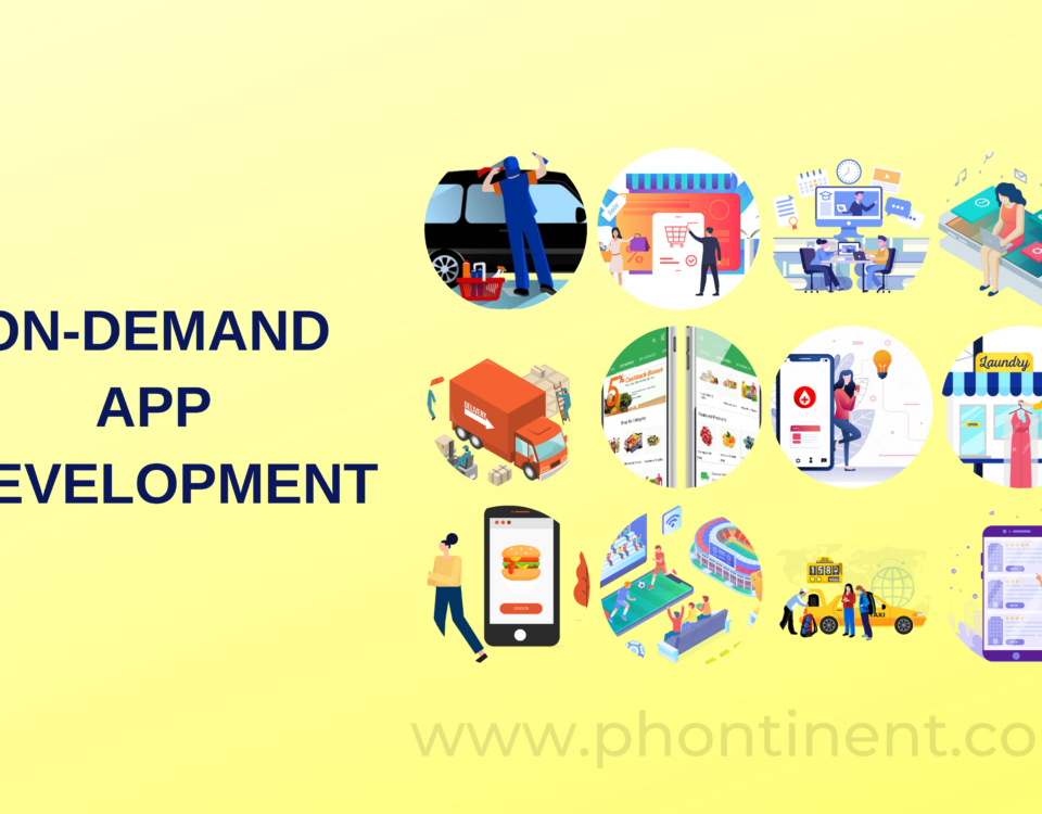 ON-DEMAND APP DEVELOPMENT