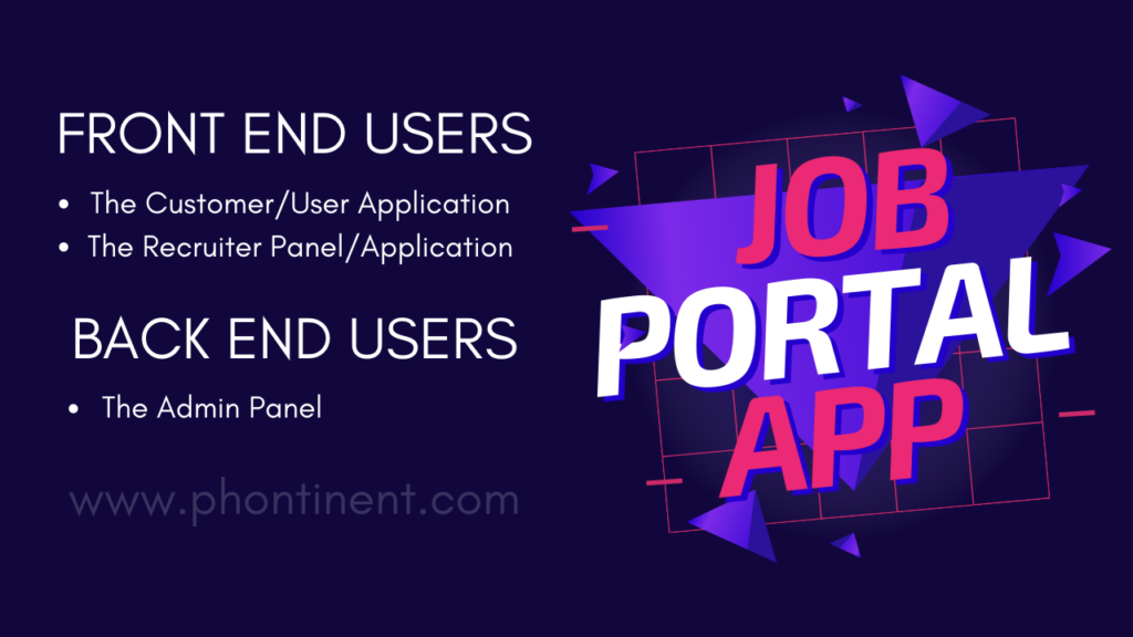 job portal app development