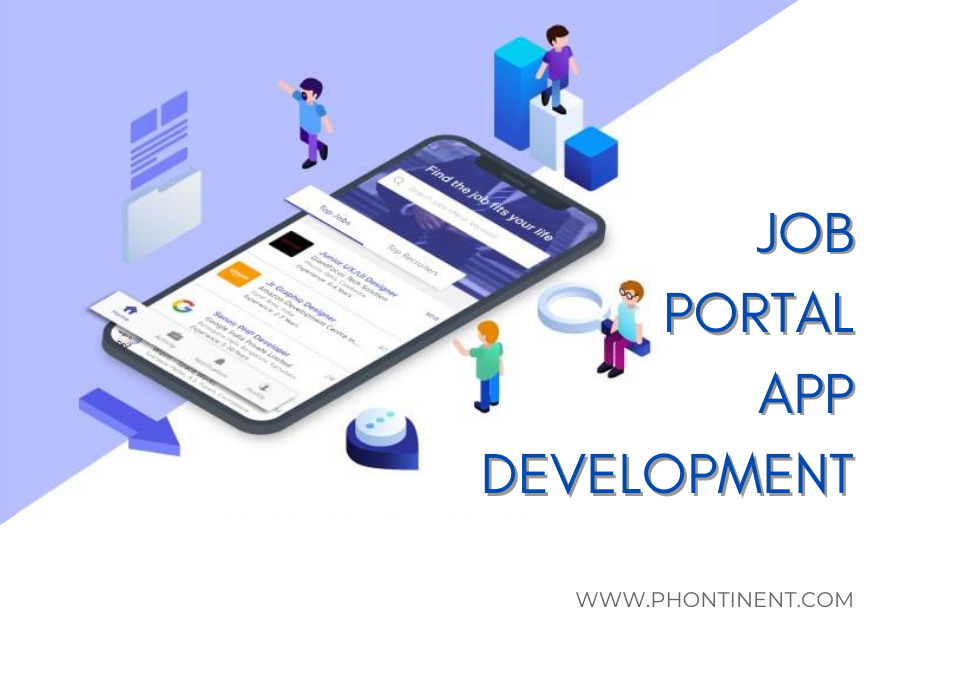 job portal app development