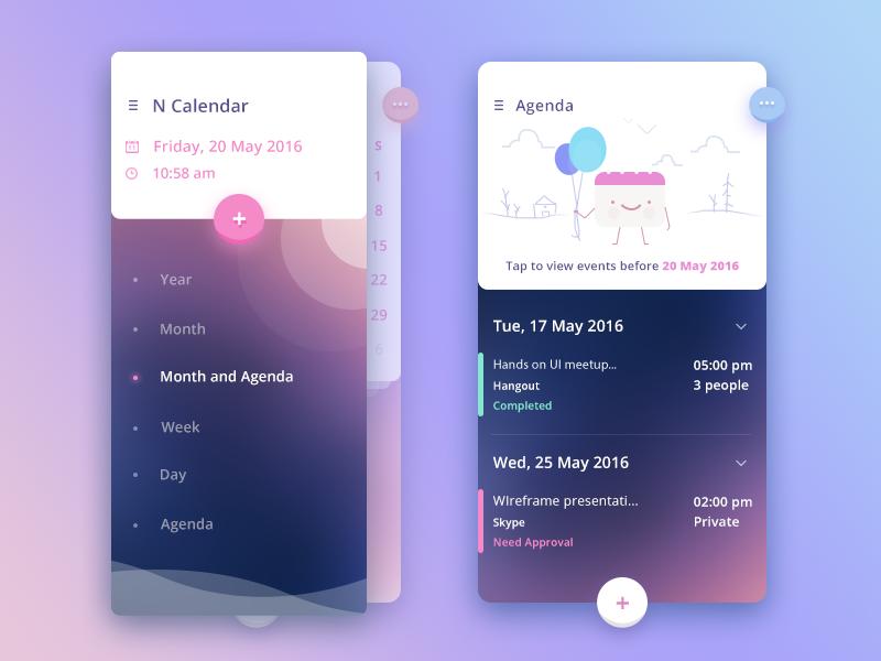 Make A Calendar App