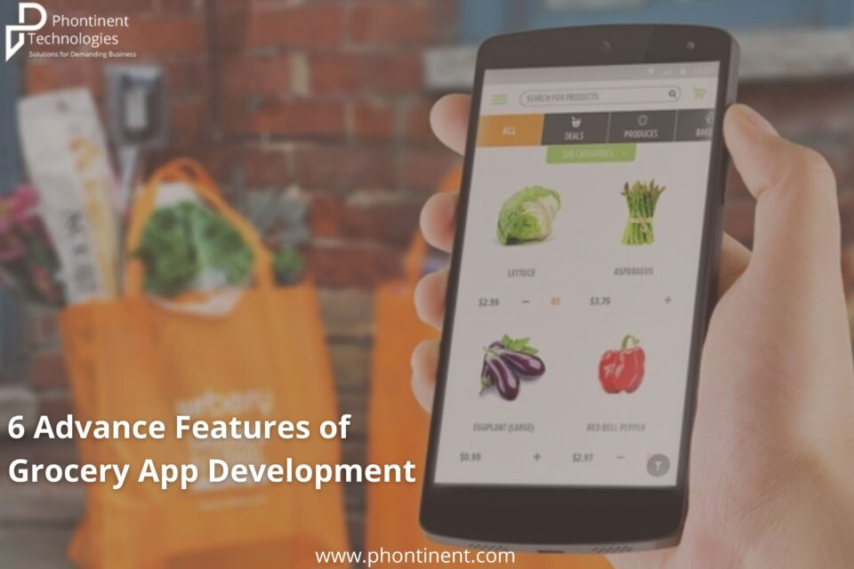 Whether it is ordering food, doing laundry, or even ordering a taxi, everything can be done with just a few clicks. Due to this Grocery App Development is becoming popular.
