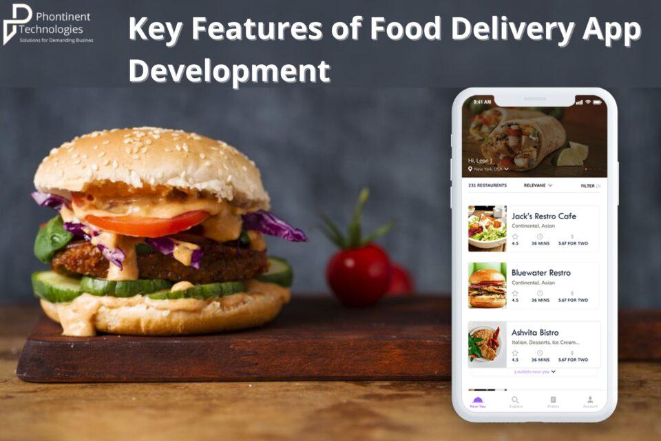 food delivery app development, on demand food delivery app, food delivery app development company