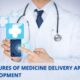 online medicine delivery app, healthcare mobile app development, online medicine delivery apps