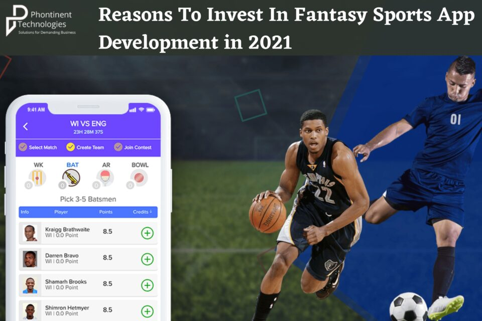 fantasy sports app development services