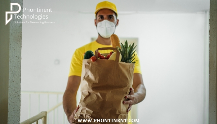 Ready-made grocery delivery app development