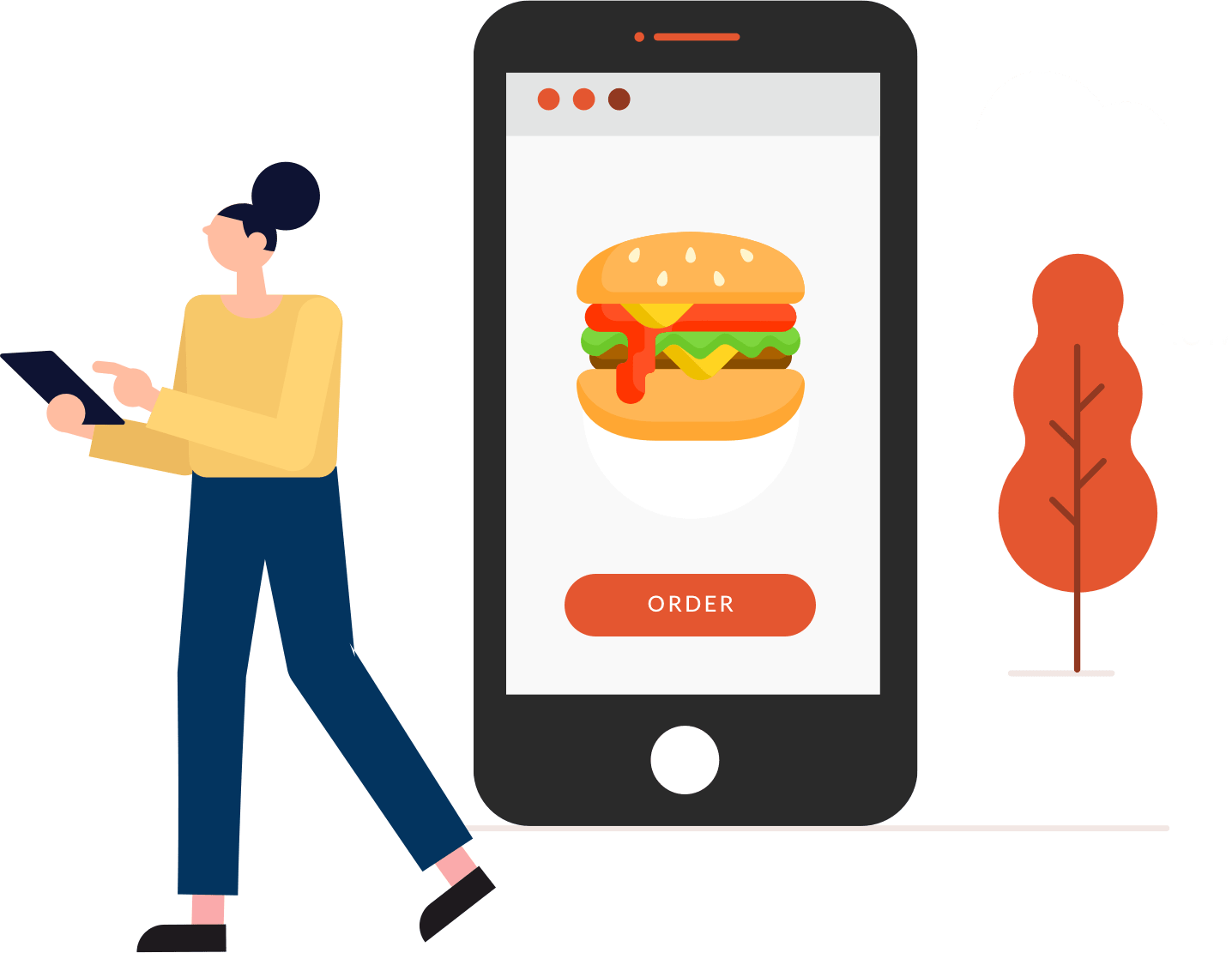 Food Delivery App Benefits
