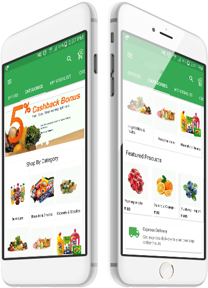 Online Grocery App Development Company